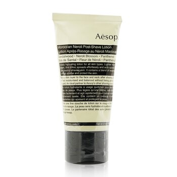 Aesop Moroccan Neroli Post-Shave Lotion  60ml/2.12oz