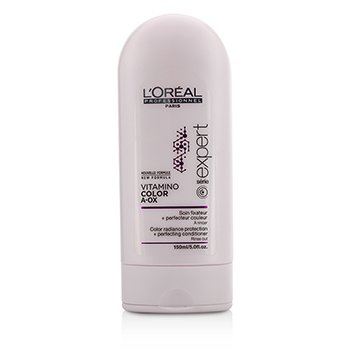 L'Oreal Professionnel Expert Serie - Vitamino Color A.OX Color Radiance Protection+ Perfecting Conditioner - Rinse Out  150ml/5oz