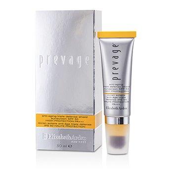 Prevage Triple Defense Shield SPF50 Sunscreen PA+++  50ml/1.7oz