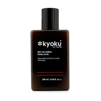 Kyoku For Men Earth Body Scrub  250ml/8.45oz