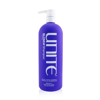 Unite Blonda Shampoo (Toning)  1000ml/33.8oz