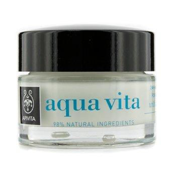 Apivita Aqua Vita 24H Moisturizing Cream-Gel (For Oily/Combination Skin)  50ml/1.76oz