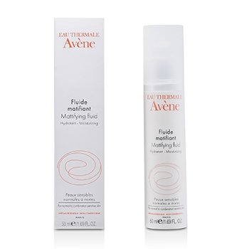Avene Mattifying Fluid (For Normal to Combination Sensitive Skin)  50ml/1.69oz