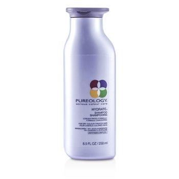 Pureology Hydrate Shampoo (For Dry Colour-Treated Hair)  250ml/8.5oz