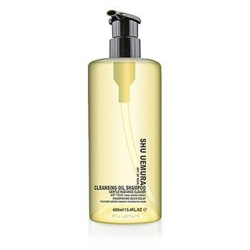 Shu Uemura Cleansing Oil Shampoo Gentle Radiance Cleanser (For All Hair Types)  400ml/13.4oz