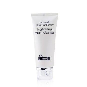 Dr. Brandt Light Years Away Whitening Cream Cleanser  90g/3.17oz