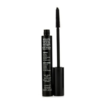 TheBalm What's Your Type Tall, Dark, and Handsome Mascara - # Black  10ml/0.33oz