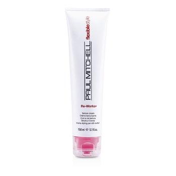 Paul Mitchell Flexible Style Re-Works Texture Cream  150ml/5.1oz