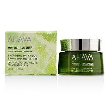 Ahava Mineral Radiance Energizing Day Cream SPF 15 (Box Slightly Damaged)  50ml/1.7oz