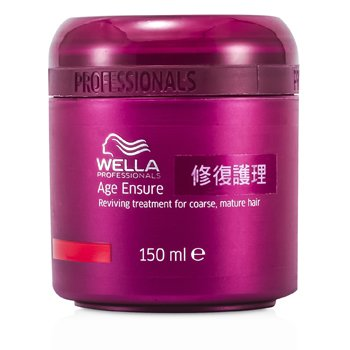 Wella Age Ensure Reviving Treatment (For Coarse, Mature Hair)  150ml/5oz