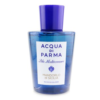 Acqua Di Parma Blu Mediterraneo Mandorlo Di Sicilia Pampering Shower Gel (New Packaging)  200ml/6.7oz