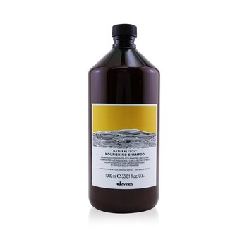 Davines Natural Tech Nourising Shampoo (For Dehydrated Scalp and Dry, Brittle Hair)  1000ml/33.8oz