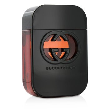 Gucci Guilty Black Eau De Toilette Spray  75ml/2.5oz