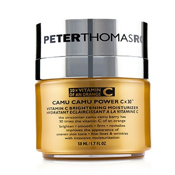 Peter Thomas Roth Camu Camu Power Cx30 Vitamin C Brightening Moisturizer  50ml/1.7oz