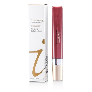 Jane Iredale PureGloss Lip Gloss (New Packaging) - Raspberry  7ml/0.23oz