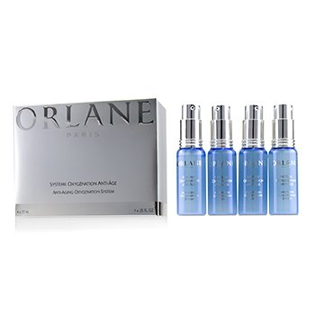 Orlane Anti-Aging Oxygenation System  4x7.5ml/0.25oz