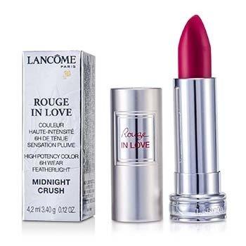 Lancome Rouge In Love Lipstick - # 383N Midnight Crush  4.2ml/0.12oz