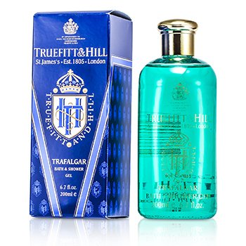 Truefitt & Hill Trafalgar Bath & Shower Gel  200ml/6.7oz