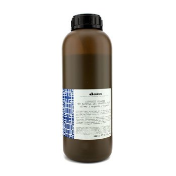 Davines Alchemic Shampoo Silver (For Natural & Coloured Hair)  1000ml/33.8oz
