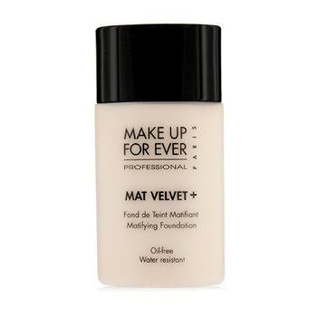Make Up For Ever Mat Velvet + Matifying Foundation - #25 (Warm Ivory)  30ml/1.01oz
