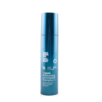 Label.M Organic Moisturising Lemongrass Shampoo (Calming Daily Hair Cleanser For All Hair Types)  200ml/6.8oz