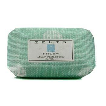 Zents Fresh Ultra Rich Shea Butter Soap  163g/5.7oz