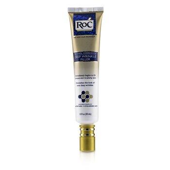ROC Retinol Correxion Deep Wrinkle Filler  30ml/1oz