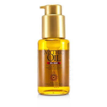 L'Oreal Professionnel Mythic Oil Protective Concentrate with Linseed Oil  50ml/1.7oz
