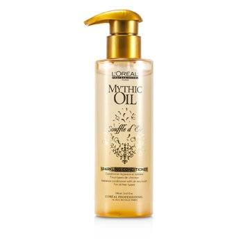 L'Oreal Professionnel Mythic Oil Souffle d'Or Sparkling Conditioner (For All Hair Types)  190ml/6.42oz