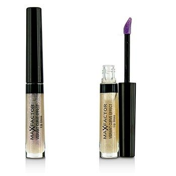 Max Factor Vibrant Curve Effect Lip Gloss Duo Pack - # 01 Understated  2x5ml/0.17oz