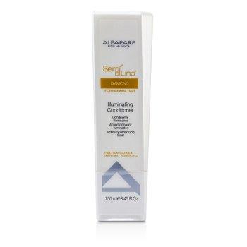 AlfaParf Semi Di Lino Diamond Illuminating Conditioner (For Normal Hair)  250ml/8.45oz