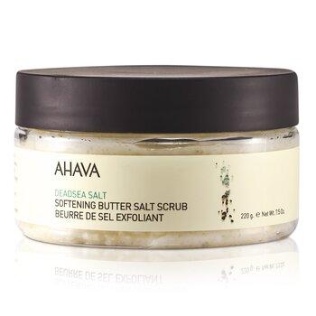 Ahava Deadsea Salt Softening Butter Salt Scrub  235ml/8oz
