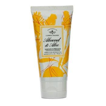 Caswell Massey Almond & Aloe Hand Cream  75ml/2.5oz