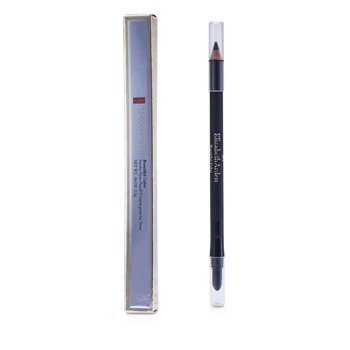 Elizabeth Arden Beautiful Color Smoky Eyes Pencil - #01 Smoky Black  1.1g/0.04oz