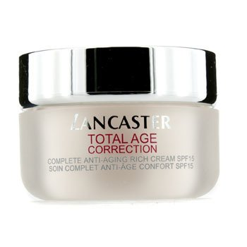 Lancaster Total Age Correction Complete Anti-Aging Rich Day Cream SPF15  50ml/1.7oz