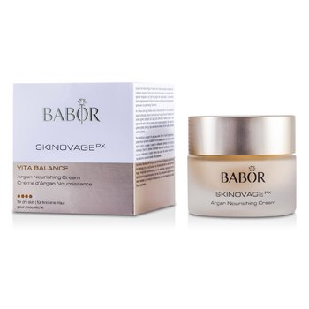 Babor Skinovage PX Vita Balance Argan Nourishing Cream (For Dry Skin)  50ml/1.7oz