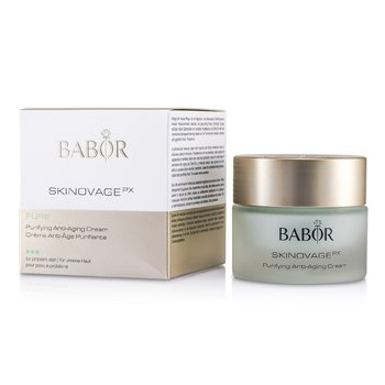 Babor Skinovage PX Pure Purifying Anti-Aging Cream (For Problem Skin)  50ml/1.7oz
