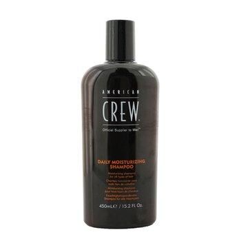 American Crew Men Daily Moisturizing Shampoo (For All Types of Hair)  450ml/15.2oz
