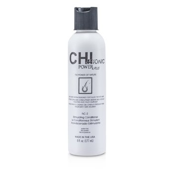 CHI CHI44 Ionic Power Plus NC-2 Stimulating Conditioner (For Fuller, Thicker Hair)  177ml/6oz