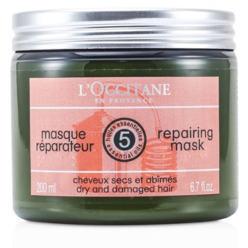 L'Occitane Aromachologie Repairing Mask (For Dry and Damaged Hair)  200ml/6.7oz