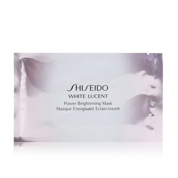 Shiseido White Lucent Power Brightening Mask  6 sheets