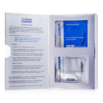 Neostrata Skin Active Perfecting Peel (3 Months Supply): 13x Peel Pads 1.5ml/0.05oz, 13x Neutralizer Pads 1.5ml/0.05oz  26pcs