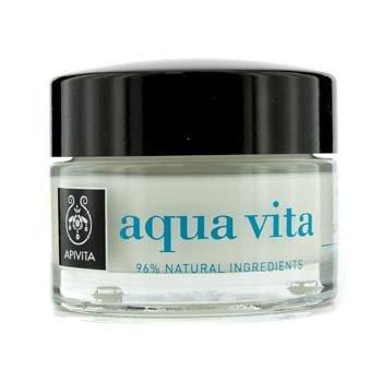 Apivita Aqua Vita 24H Moisturizing Cream (For Normal/Dry Skin, Unboxed)  50ml/1.76oz