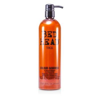 Tigi Bed Head Colour Goddess Oil Infused Shampoo (For Coloured Hair)  750ml/25.36oz
