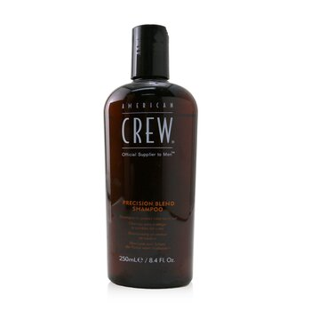 American Crew Men Precision Blend Shampoo (Cleans the Scalp and Controls Color Fade-Out)  250ml/8.45oz