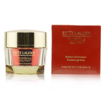 Estee Lauder Nutritious Rosy Prism Radiant Gel Emulsion  50ml/1.7oz