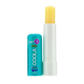 Coola Liplux SPF 15 - Vanilla Peppermint  4.2g/0.15oz