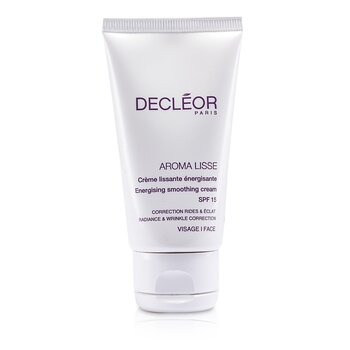 Decleor Aroma Lisse Energising Smoothing Cream SPF 15 (Salon Product)  50ml/1.6oz