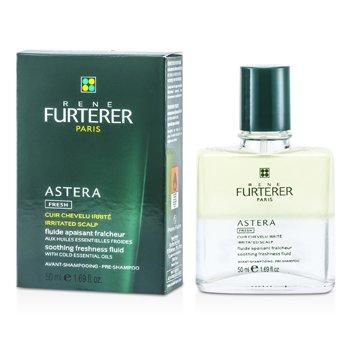 Rene Furterer Astera Soothing Freshness Fluid (For Irritated Scalp)  50ml/1.69oz