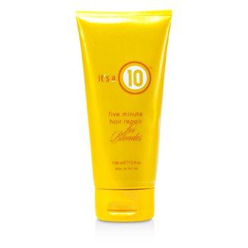 It's A 10 Five Minute Hair Repair (For Blondes)  148ml/5oz